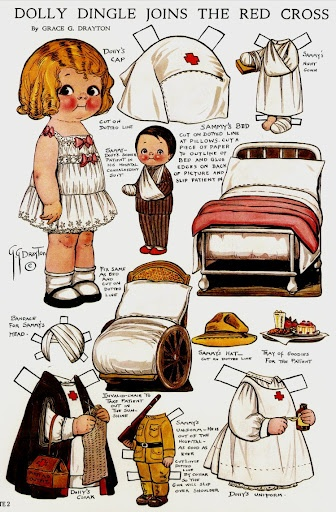Dolly dingle enfermera