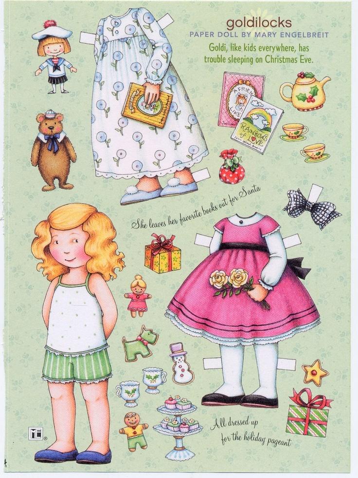 papper dolls muñequitas