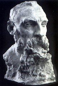 Camille Claudel Busto de Rodin