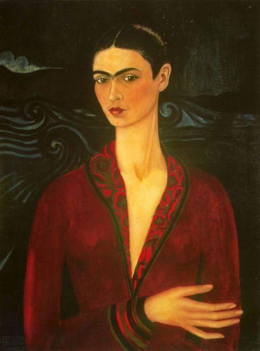 frida-kahlo-autorretrato-con-vestido-de-terciopelo-1378232215_b