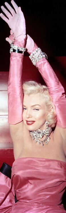 Marilyn rubia