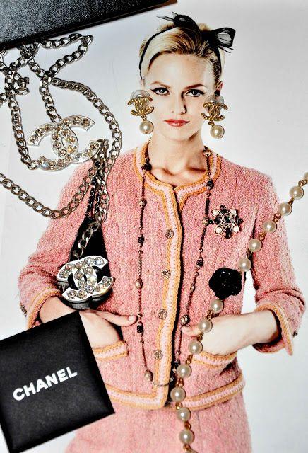 Chanel bisuteria