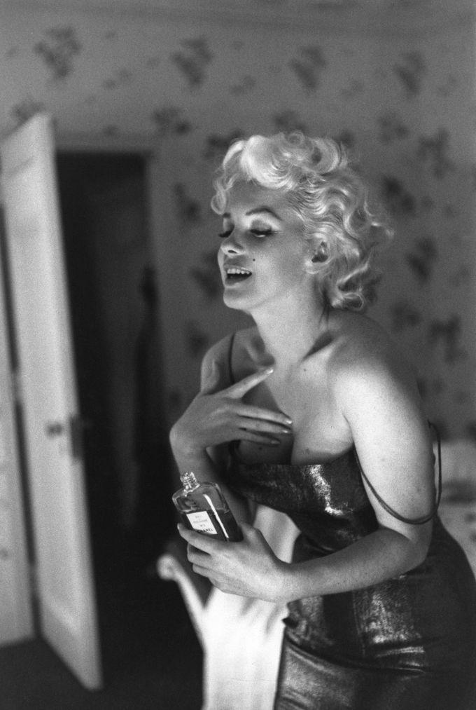 Chanel y Marilyn Monroe