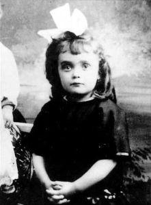 Edith piaf de niña