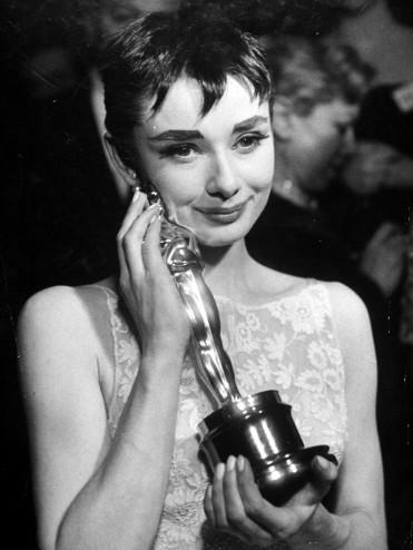 Audrey y el oscar