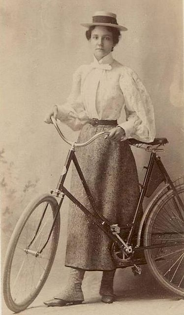 bicicleta 1900
