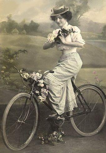 Bicicleta 1910