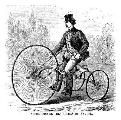 velocípedo