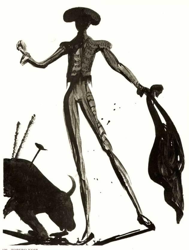 torero  noir 1961