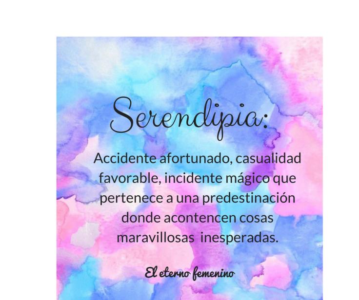 Serendipia-