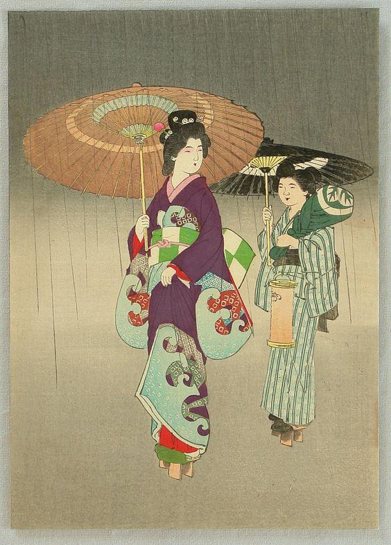 kason Suzuki 1860-1919 - B